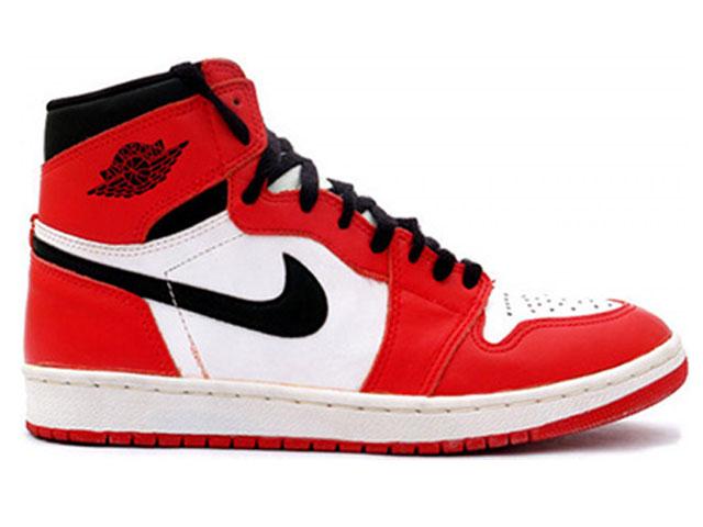 storia scarpe air jordan