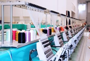 Apparel Manufatuing in China